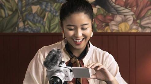 Canon ra mắt máy ảnh EOS M50 Mark II chuyên cho vlogger