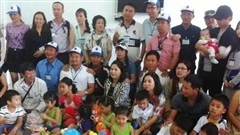 Phú Yên: Quan tâm hỗ trợ trẻ em có hoàn cảnh đặc biệt khó khăn