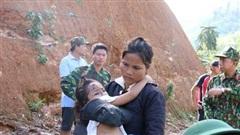 Nạn nhân sống sót vụ sạt lở Trà Leng: 'Quá kinh hoàng'