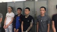 Tạm giữ sáu đối tượng bắt giữ người trái pháp luật