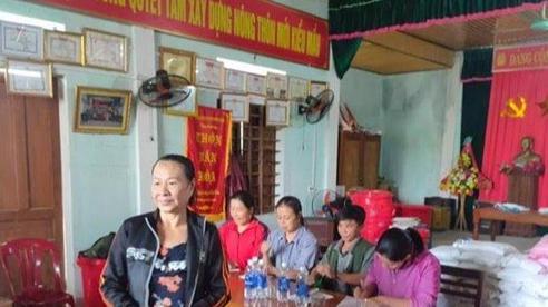 Lãnh đạo xã lên tiếng sau vụ cán bộ thôn thu tiền ca sĩ Thuỷ Tiên cứu trợ người dân
