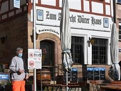 Đức giải ngân 10 tỷ euro hỗ trợ doanh nghiệp bị ảnh hưởng do phong tỏa