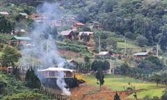 Lâm Đồng: Cần quyết liệt giải toả 'làng biệt thự'' trái luật dưới chân núi Voi