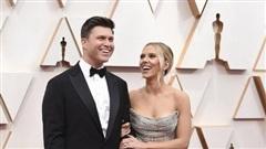 Scarlett Johansson và Colin Jost bí mật kết hôn