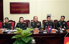 Tổng Biên tập Báo Quân đội nhân dân Lào gửi thư chúc mừng Báo Quân đội nhân dân