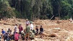 Tìm thấy phần thi thể của 2 phu trầm ở Quảng Bình bị mất tích