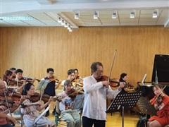 Các nghệ sỹ violin tài năng nhiều thế hệ sẽ quy tụ tại Galaxy Concert