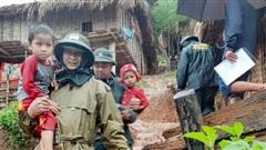 Nghệ An: Các huyện miền núi Nghệ An xuất hiện hàng chục điểm sạt lở, di dời hàng trăm hộ dân