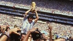 Một Maradona trần trụi, một Diego diệu kỳ