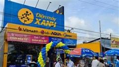 Mở thêm các cửa hàng Supermini nhưng doanh thu chuỗi Điện Máy Xanh vẫn giảm tháng thứ 4 liên tiếp