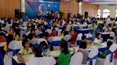 Hơn 200 VĐV tham dự giải Vô địch Cờ tướng trẻ toàn quốc 2020