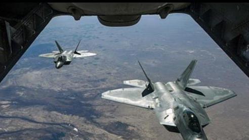 Tin tức quân sự mới nóng nhất ngày 31/10: Mỹ gây chấn động khi đồng ý bán F-22 Raptor cho Israel
