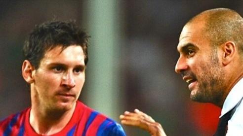 Pep Guardiola lên tiếng khả năng trở lại Barca