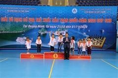 TP Hồ Chí Minh nhất toàn đoàn Giải cờ vua trẻ xuất sắc toàn quốc 2020