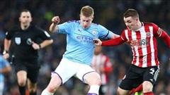 Trực tiếp Sheffield Utd vs Man City: Chiến thắng là lẽ sống