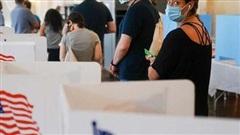 Thành phố New York, Mỹ lo ngại bạo loạn sau ngày bầu cử