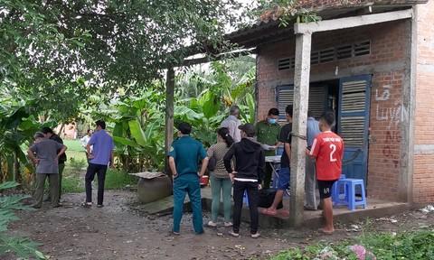 Người đàn ông tử vong trước nhà một hộ dân ở Tiền Giang