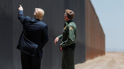 Bức tường biên giới Mỹ - Mexico là thất bại lớn của ông Trump ?