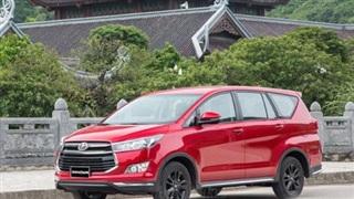 Giá xe ôtô hôm nay 31/10: Toyota Innova giảm mạnh