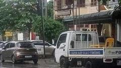 Tăng cường lực lượng truy bắt đối tượng dùng súng cướp ngân hàng ở Hòa Bình