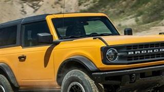 Những tùy chọn đại gia Việt nên tham khảo nếu đặt mua Ford Bronco
