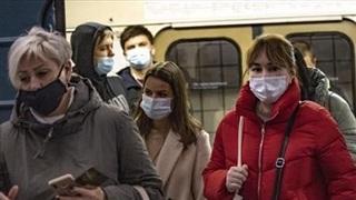 Nga không có kế hoạch đóng cửa cách ly mặc dù dịch COVID-19 bùng phát mạnh