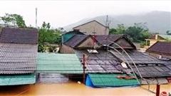 Nghệ An: Ngập sâu khắp các huyện, sơ tán triệt để người dân khỏi nơi nguy hiểm