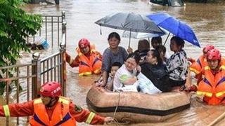 Thứ trưởng Bộ NN&PTNT: 'Chưa bao giờ trong vòng 20 ngày miền Trung chịu 4 cơn bão'