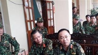 Đẩy nhanh tiến độ tìm kiếm người mất tích ở Trà Leng