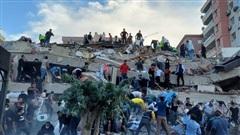 Chưa có thông tin người Việt nào bị thương vong do động đất tại Thổ Nhĩ Kỳ và Hy Lạp
