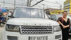 Thỏa chí với Range Rover