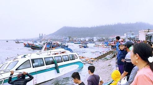 Quảng Ngãi: Bão số 9 gây thiệt hại trên 3.200 tỷ đồng
