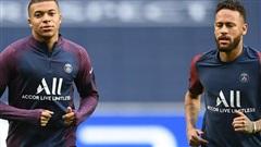 Neymar dọn đường để Mbappe sang Real Madrid