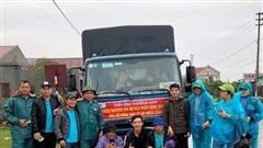 Nhóm thiện nguyện làm 'cầu nối' giúp đỡ kịp thời bà con vùng rốn lũ Quảng Bình