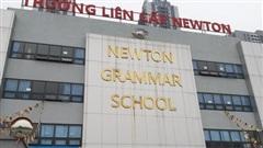 Lùm xùm 39 học sinh bị từ chối cung cấp suất ăn bán trú ở trường Newton