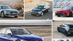 Những mẫu ô tô an toàn nhất năm 2020