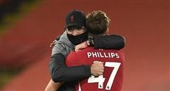Liverpool chiếm ngôi đầu, HLV Jurgen Klopp ca ngợi ai?