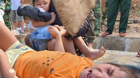 Sạt lở kinh hoàng ở Quảng Nam: Cô bé M'Nông khóc xé lòng vì đau đớn khi bị thương bây giờ ra sao?