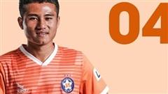 Cầu thủ trẻ nhất V-League được triệu tập lên U22 Quốc gia