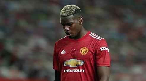 Paul Pogba: 'Đáng lẽ tôi không được phạm lỗi ngu ngốc như vậy'