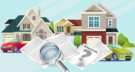 Quy định đối tượng phải kê khai tài sản, thu nhập hàng năm