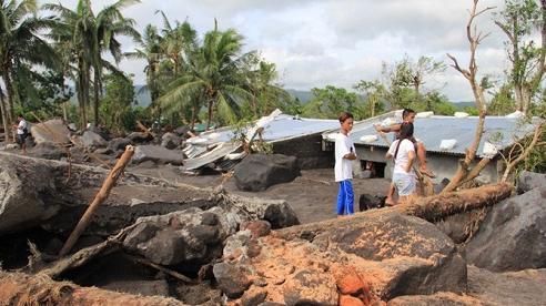 Sau Goni càn quét khiến 20 người chết, Philippines lại đối mặt với nhiều cơn bão mới