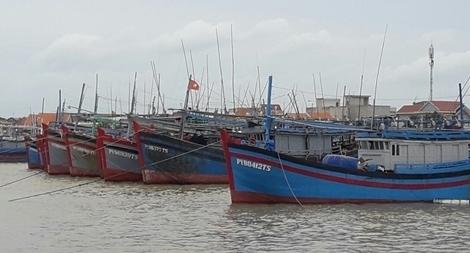 Các tỉnh miền Trung cấm biển để phòng chống bão số 10