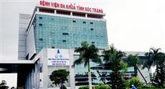 Bệnh viện đa khoa Sóc Trăng được công nhận hạng nhất