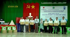 UNDP hỗ trợ nông dân nghèo bị ảnh hưởng do dịch COVID-19