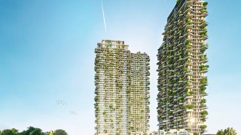 Việt Nam sẽ có dự án lọt top 'các toà tháp xanh cao bậc nhất thế giới'