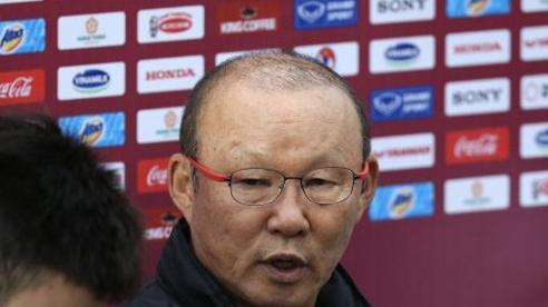 Cầu thủ U22 Việt Nam nỗ lực nắm bắt cơ hội trong đợt hội quân lần ba