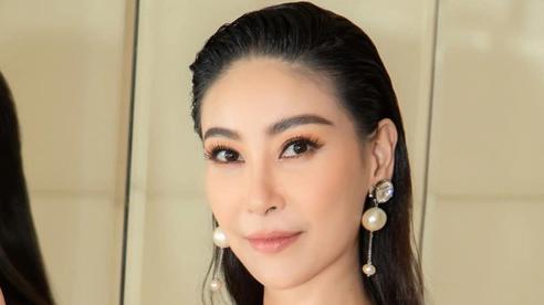 Hà Kiều Anh tiết lộ vai diễn khiến cô bị dập tay, đứt gân chân và ngồi xe lăn 3 tháng