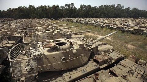 NATO tháo dỡ lượng lớn Leopard 1A2