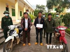 Khởi tố vụ án đưa người xuất cảnh trái phép tại Kon Tum